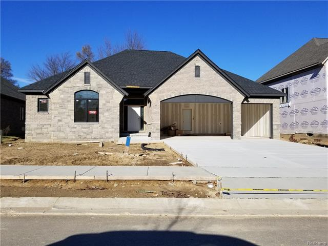 Quality home built by Crestline Homes. The Ramblewood Ranch has 3 Bedrooms, 2 and 1/2 Baths, Spacious Three Car Front Entry, and tons of features.